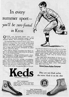 KEDS 1917 | Summer sports, Keds, History