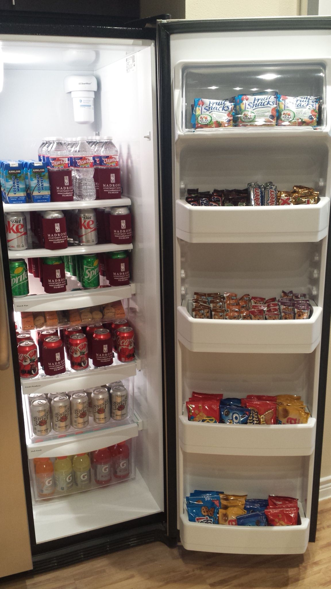 It S Called A Wow Fridge For A Reason Come Tour Our