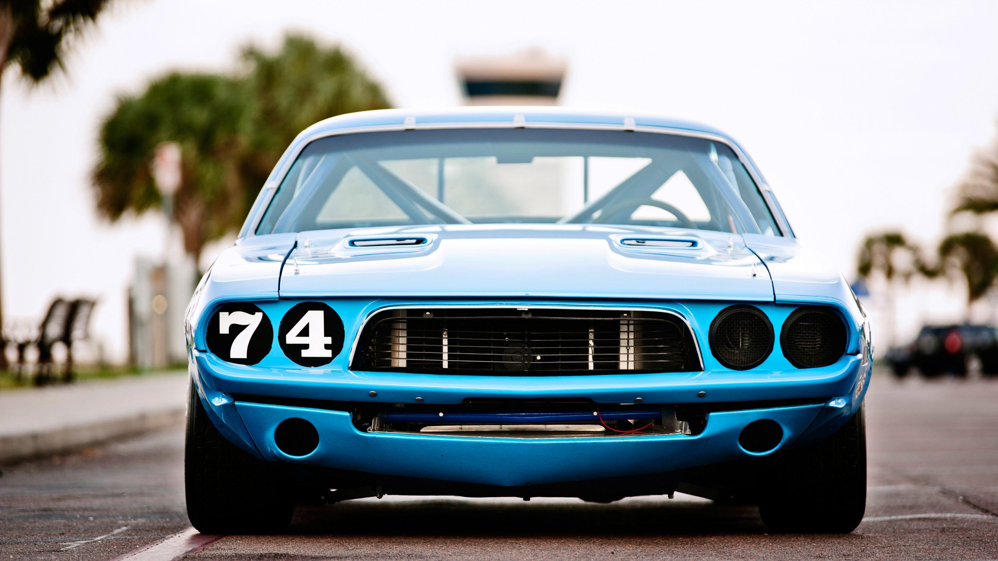 Desktophdwallpaper Org Dodge Challenger Nascar Race Cars Dodge