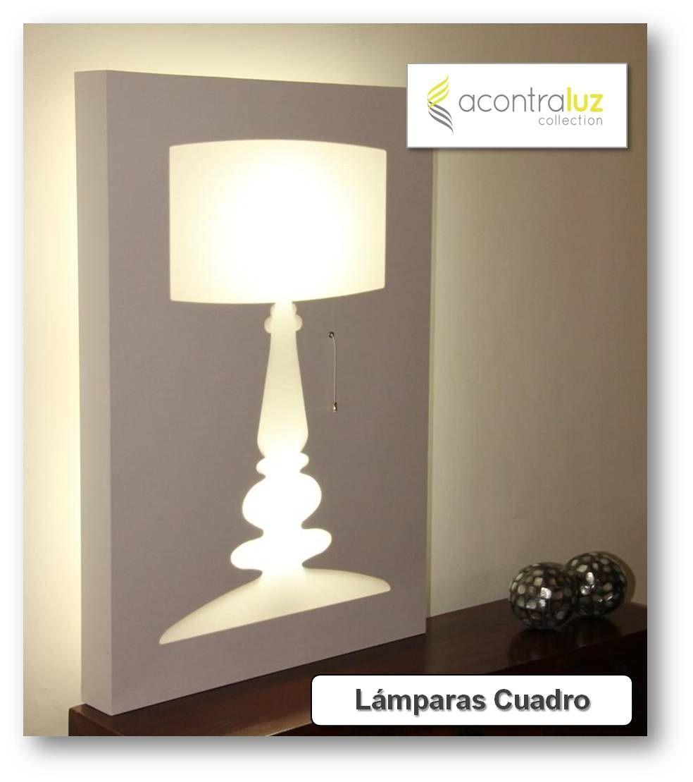 Lámpara de Acontraluz Collection modelo Valentina. Muy estilosa!