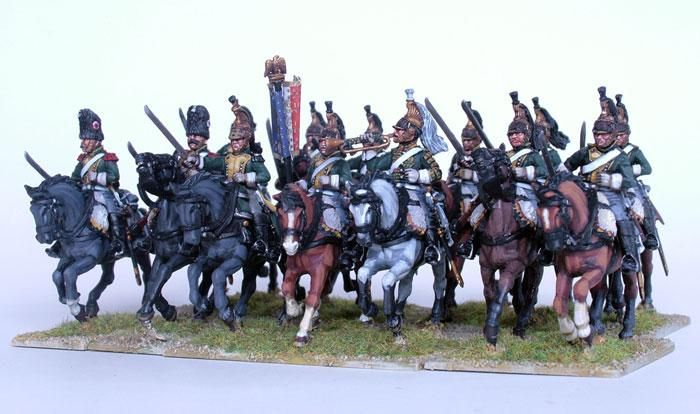 Perry Miniatures Français Napoléonienne Ligne Dragons 28MM Napoleonics