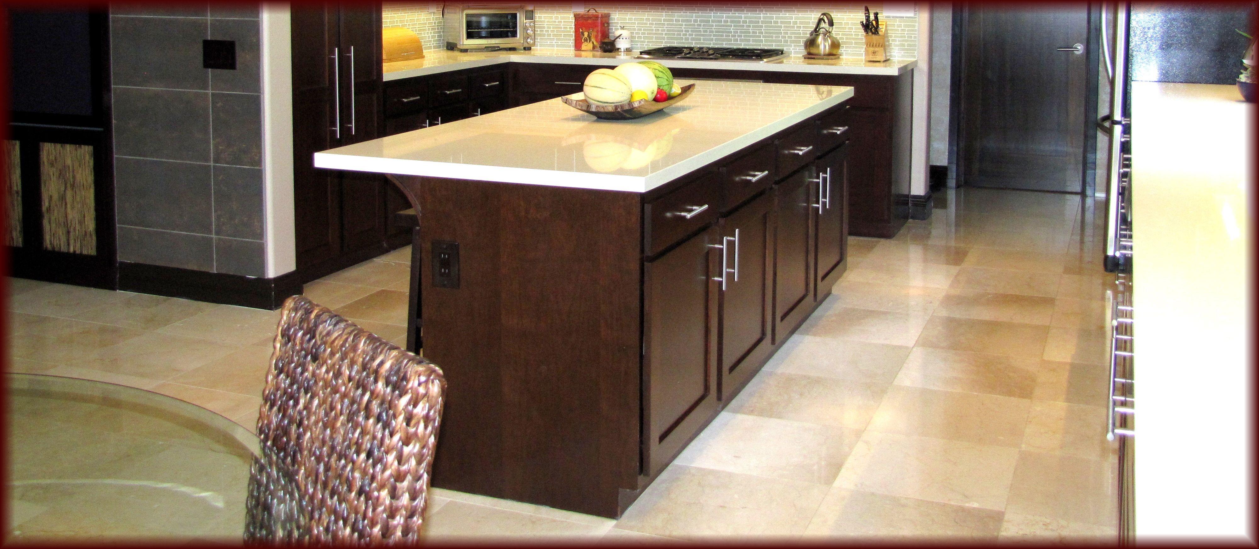 Kitchen cabinet refacing in Irvine, Orange County CA ...