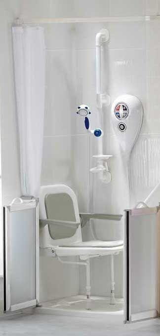 Disabled Shower Cubicles   Houses   Pinterest   Shower cubicles ...