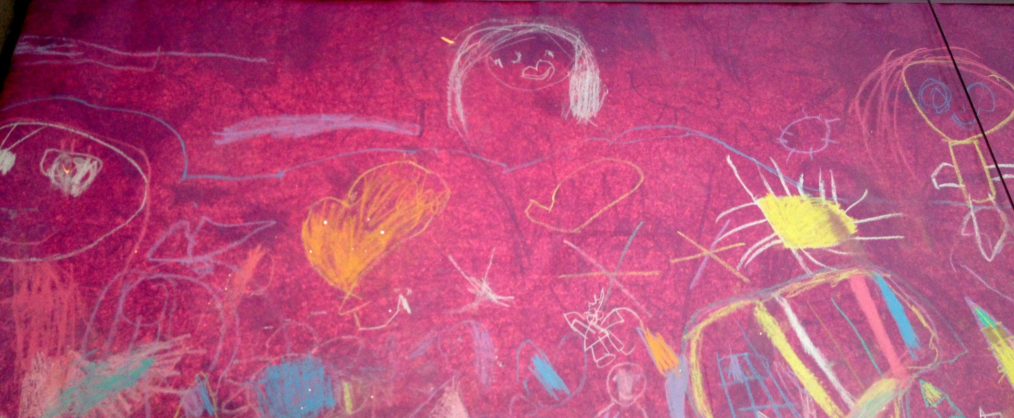 Guixos de colors ( amn permís de la Carme G. i la Diana P.)