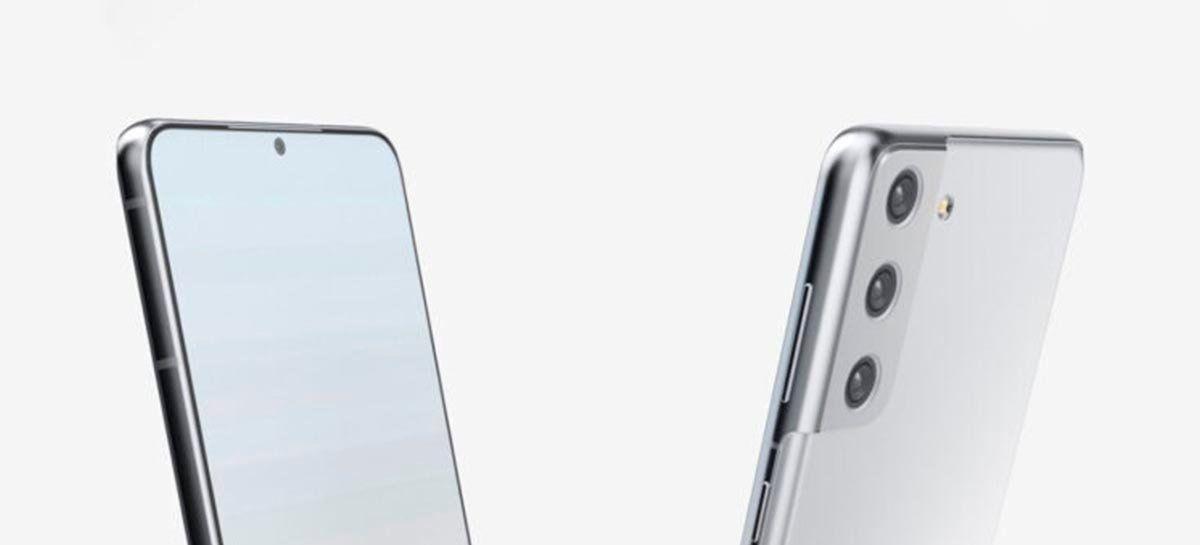 Смартфоны Samsung Galaxy S21+