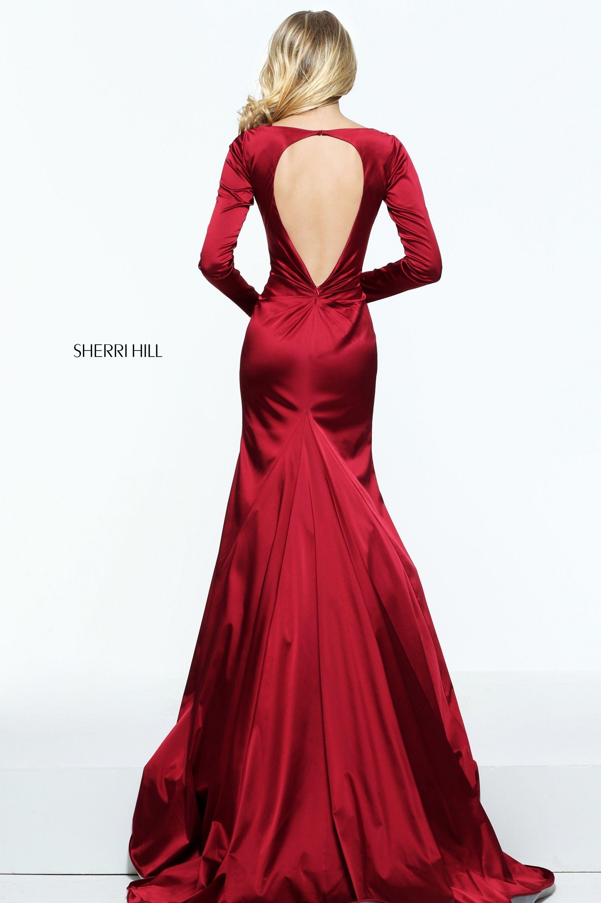 Sherri Hill 51005 Prom Dress. #sherrihill #promdress #prom