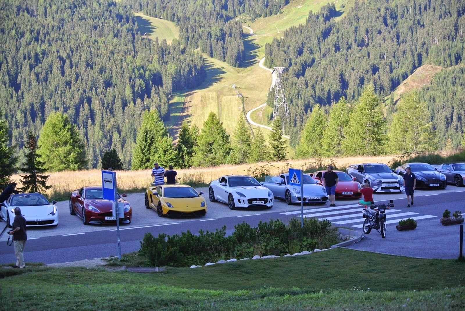 roby on the road...: i 4 passi e pausa pranzo allo chalet gerard