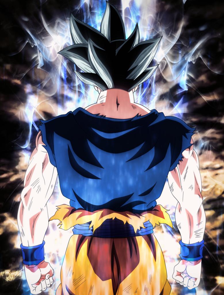 Goku Ultra Instinct By Secrethet Deviantart Com On Deviantart Dragon Ball Wallpapers Dragon Ball Dragon Ball Super Goku