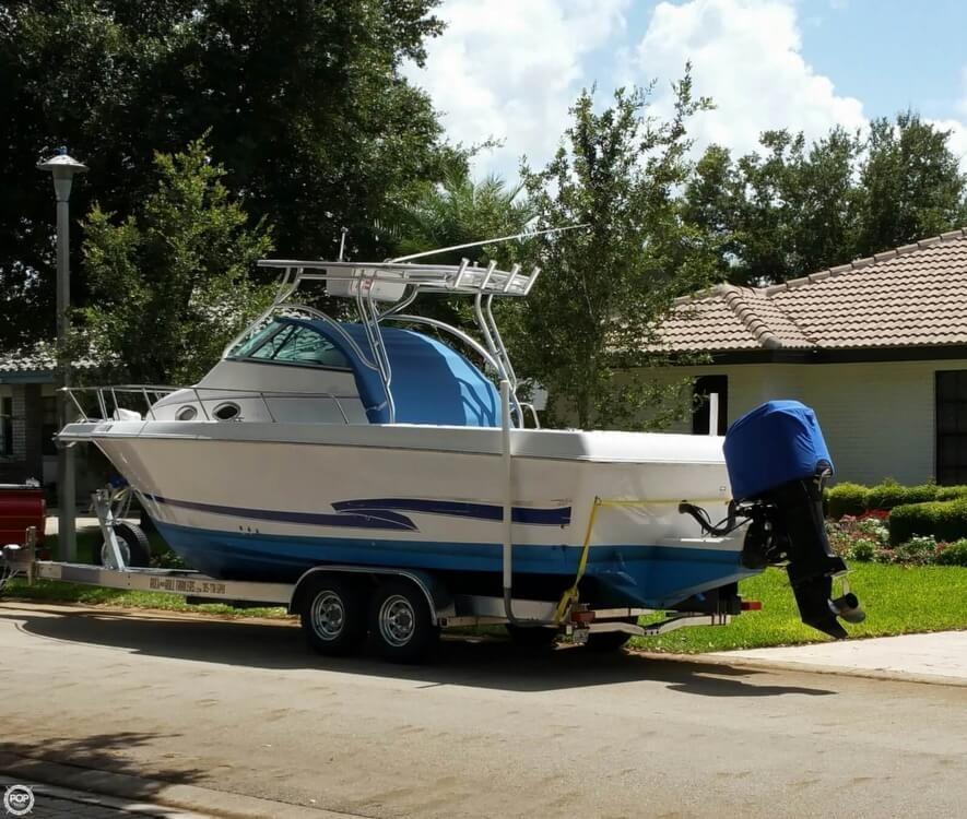 Used 2000 Pro-line 25 Walkaround, Lauderdale Lakes, Fl - 33319 - BoatTrader.com