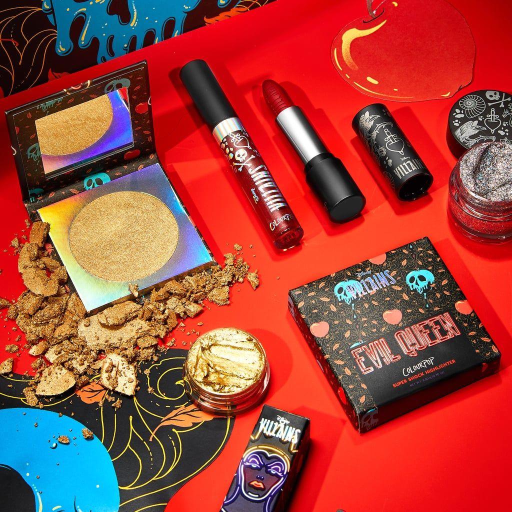 ColourPop's Disney Villains Makeup Collection Is on Sale
