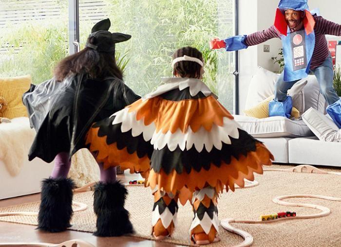 Disfraces de Ikea para niños ¡nuevo! | DecoPeques | Ikea