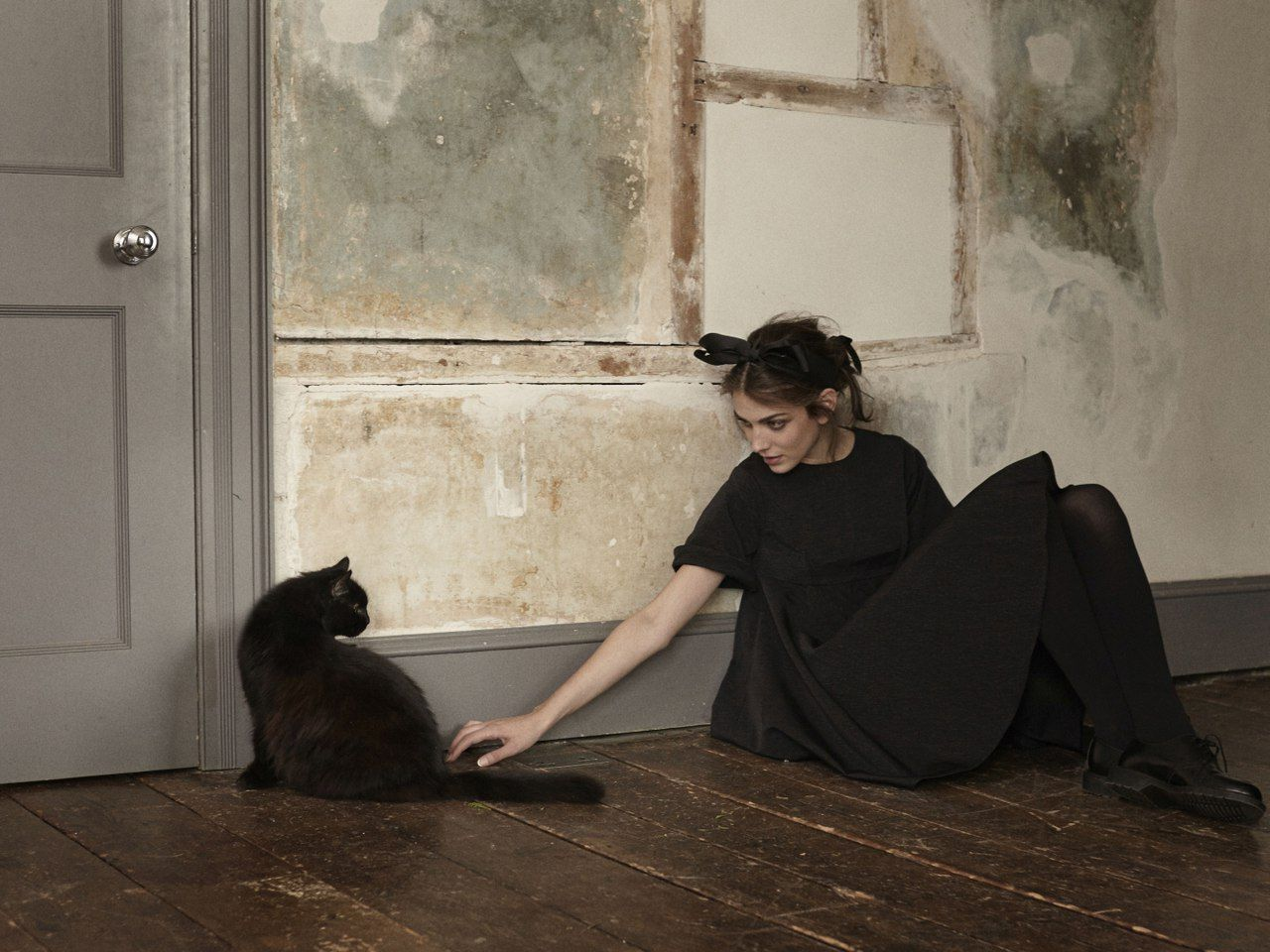 нашей ведьма с кошкой фото услышит всевышний твои