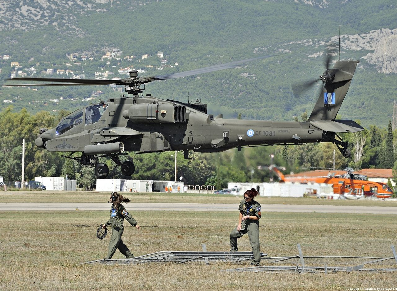 AFW TATOI AIRSHOW,AH-64A/D APACHE HELLENIC ARMY AVIATION