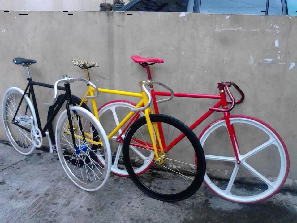 Manila Philippines Fixie Bike Fixed Gear Bike Fixed Bike