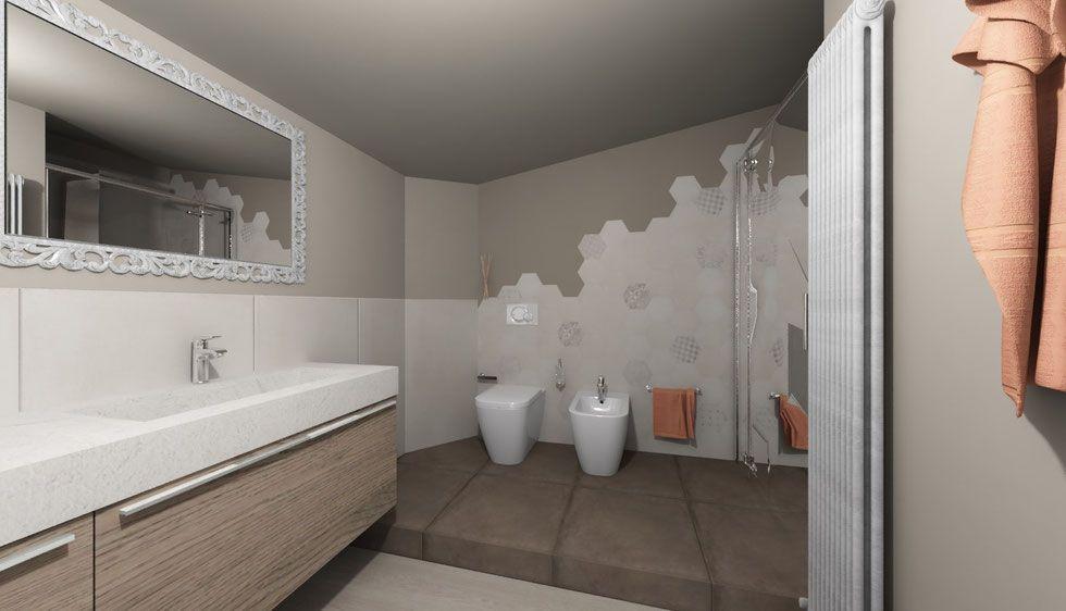 Ambientazione bagno porcelanosa newport mobile bagno - Rubinetteria bagno paffoni ...
