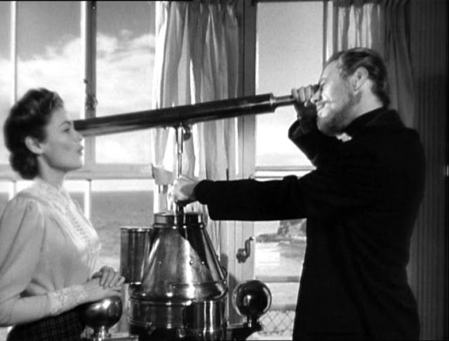Telescope - the Ghost and Mrs Muir | Muir, Ghost, Good movies
