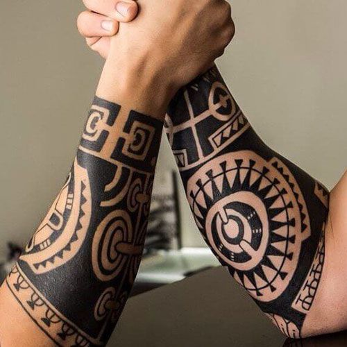 The Ultimate Collection Of Ta Moko: 101 Best Tribal Tattoos For Men