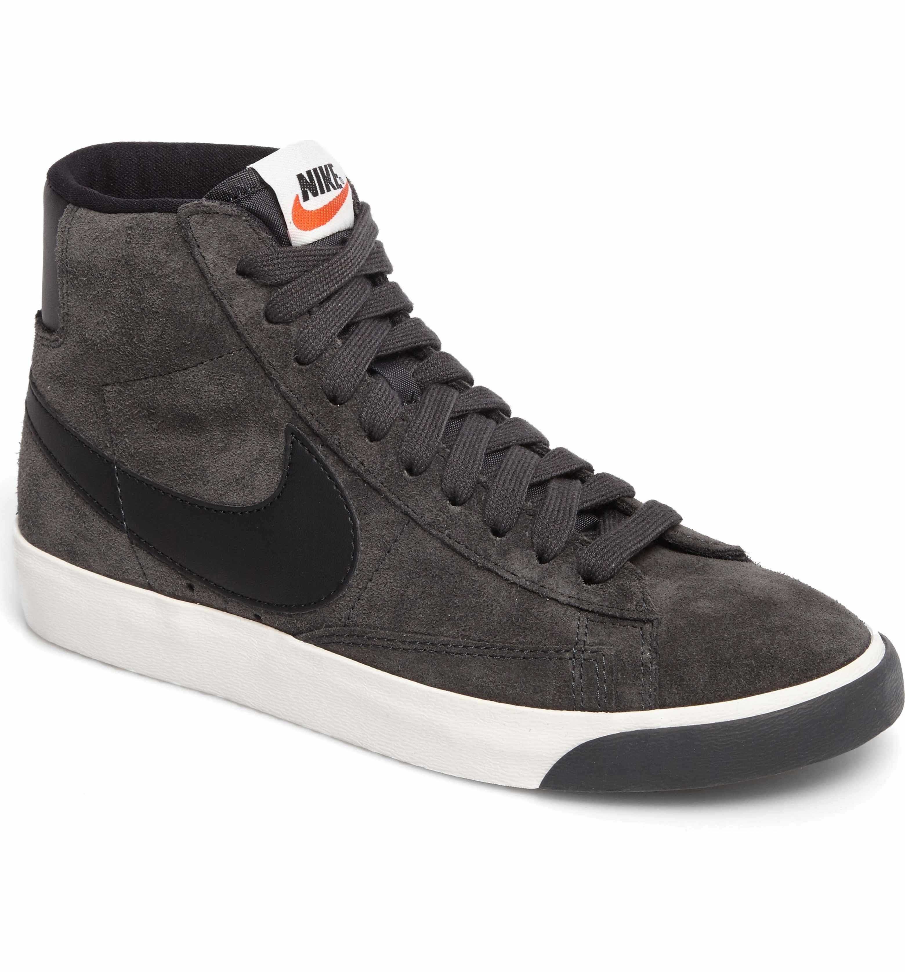 6291fdaf6930b ... mid vintage sneakers. vintage sneakersnike blazerssneakers  womenbasketball cc2ca 12d7f coupon code nike blazer mid suede vintage w  shoes grey women ...