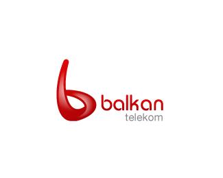 Balkan Telekom Logo Design Arabic Calligraphy Logos