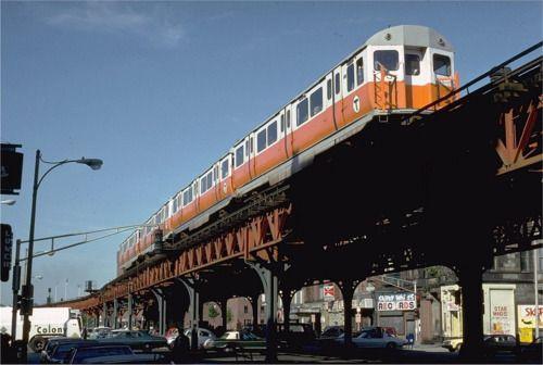 Mbta elevated orange line train google search throwbacks pinterest mbta elevated orange line train google search sciox Gallery