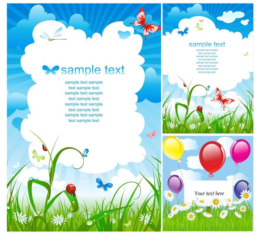 Birthday Cards Templates My Birthday Pinterest Postcard   Birthday  Invitation Card Template Free Download  Birthday Invitation Card Template Free Download