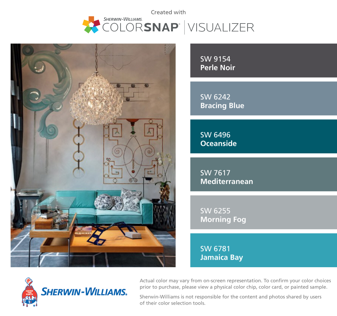 i found these colors with colorsnap visualizer for iphone by sherwin williams perle noir sw. Black Bedroom Furniture Sets. Home Design Ideas