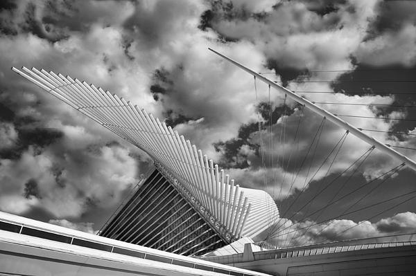 Milwaukee Art Center 2 by Jack Zulli