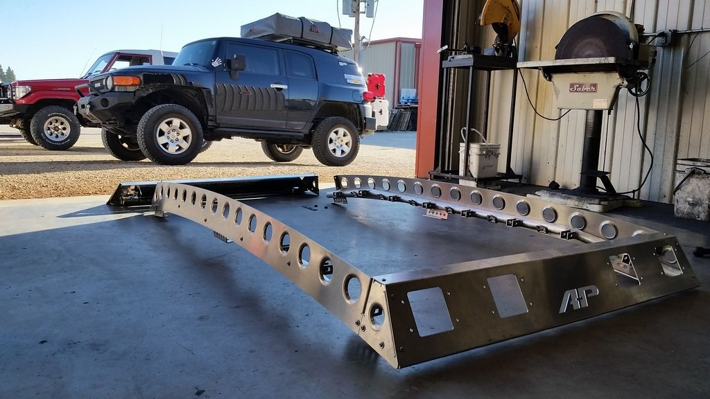 All Pro Roof Rack Review Toyota Fj Cruiser Forum Affordable Roofing Roof Architecture Corrugated Metal Roof