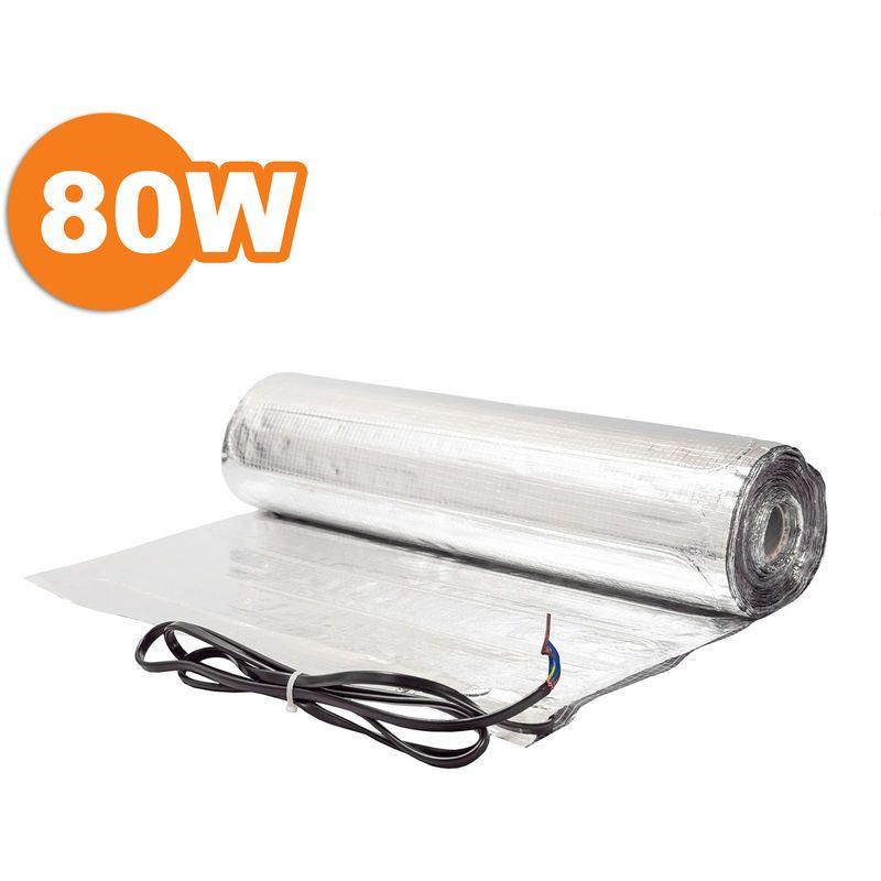 Film Et Cable Pour Plancher Chauffant