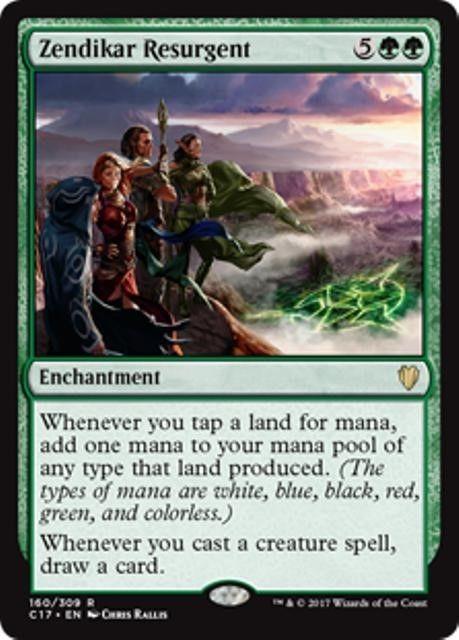 MtG Magic The Gathering Commander 2017 Mythic Cards x1