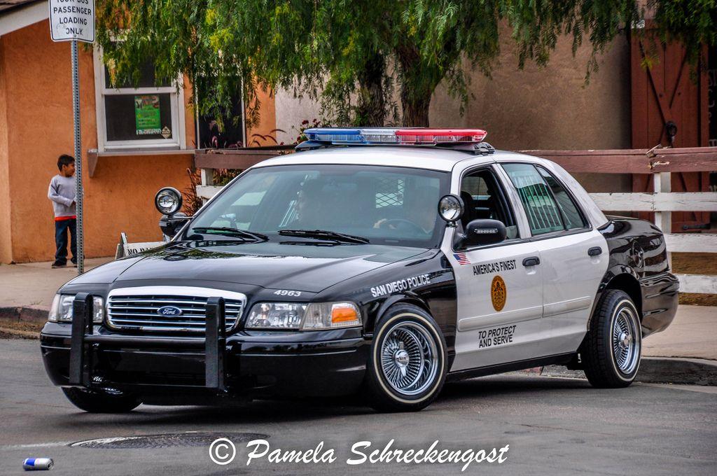 Low Rider San Diego Police Car San Diego Police Police Cars Lowriders