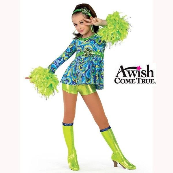 a wish come true dance 2012 competition performanceshow dance costumes - Wish Halloween Costumes