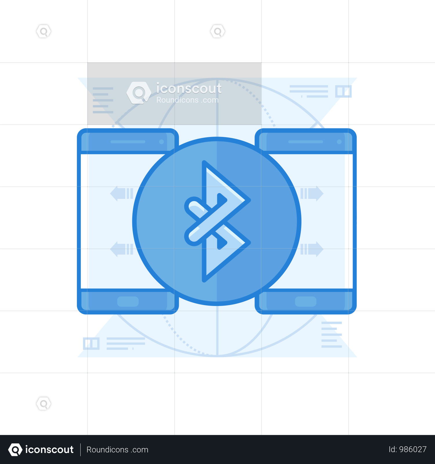 Premium Mobile Bluetooth Illustration Download In Png Vector Format Bluetooth Smartphone Features Mobile Camera