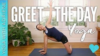 yoga with adriene  youtube  yoga with adriene yoga help