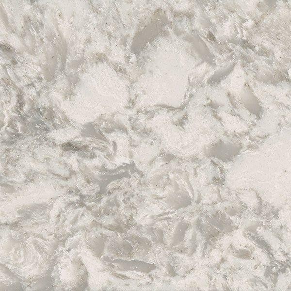 White Pearl Detail Quartz Countertops Pearl White Quartz