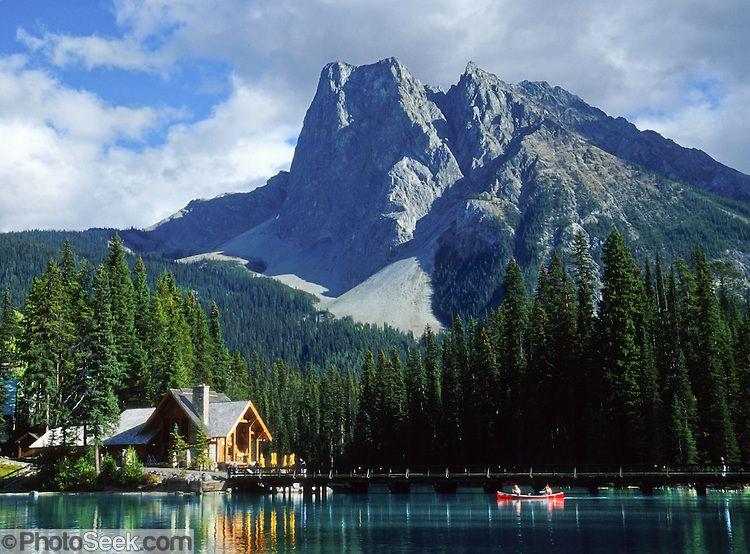 Emerald Lake Lodge Canada
