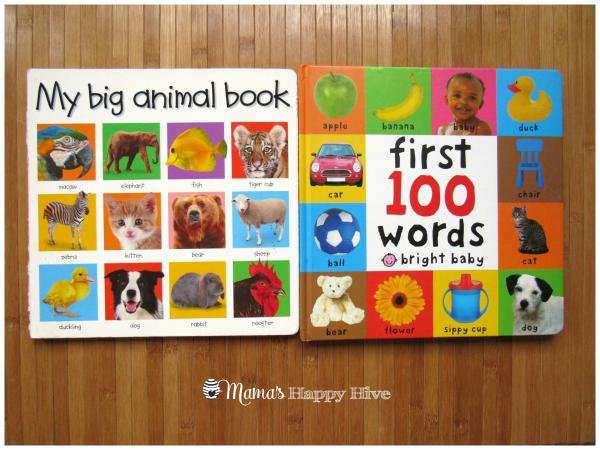 Bright Picture Books - www.mamashappyhive.com