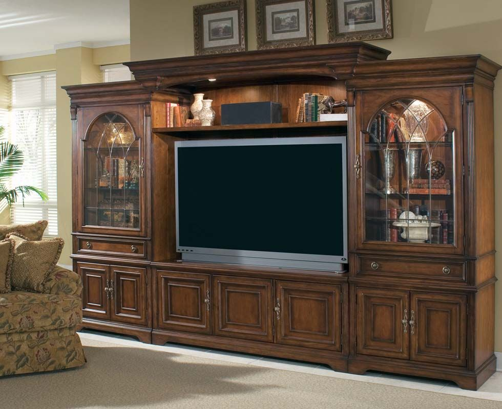 Hooker Entertainment Wall Units And Tv Consoles Home