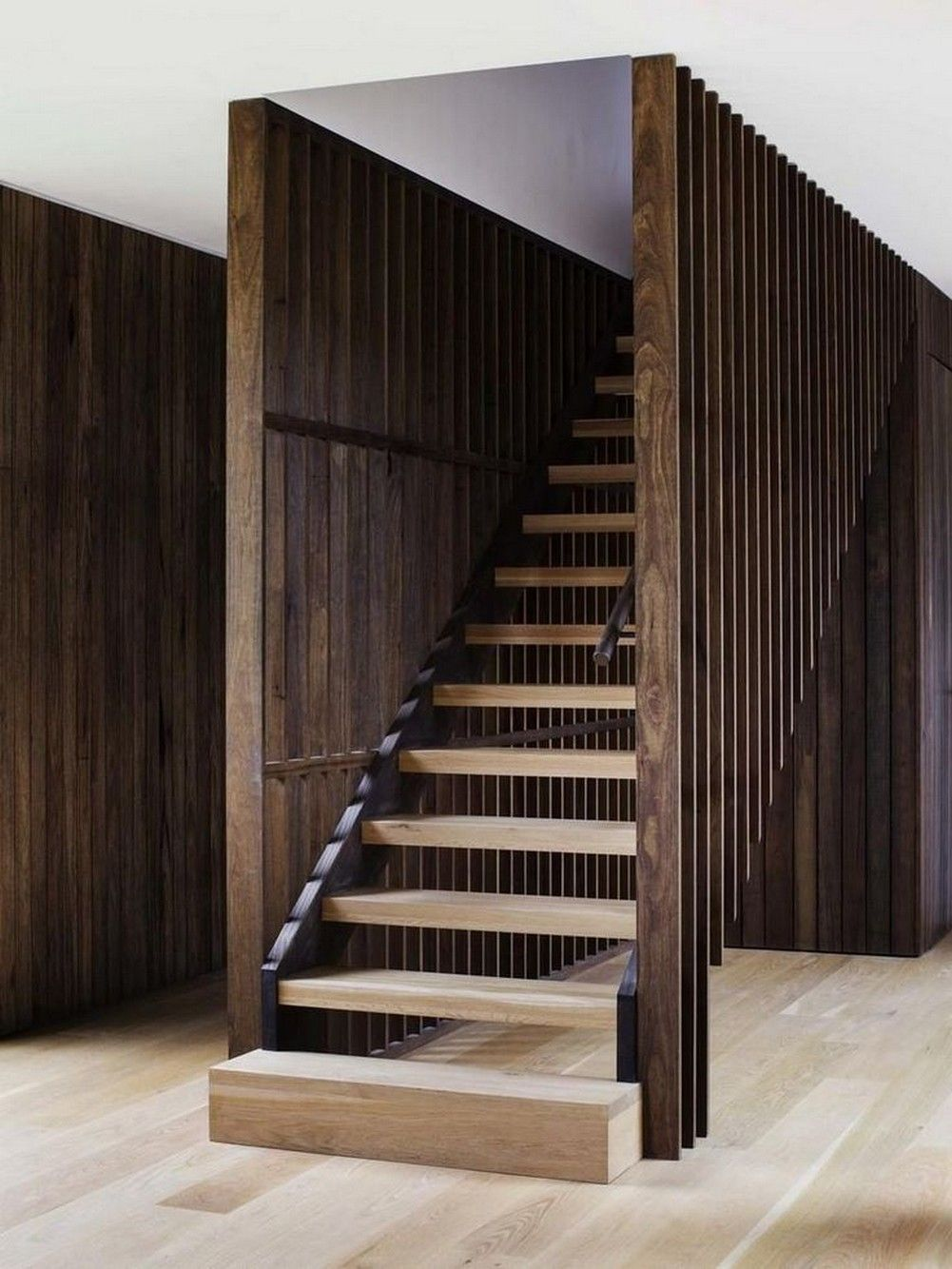 ✔49 beautiful wooden stair design ideas for your home 38 > Fieltro.Net