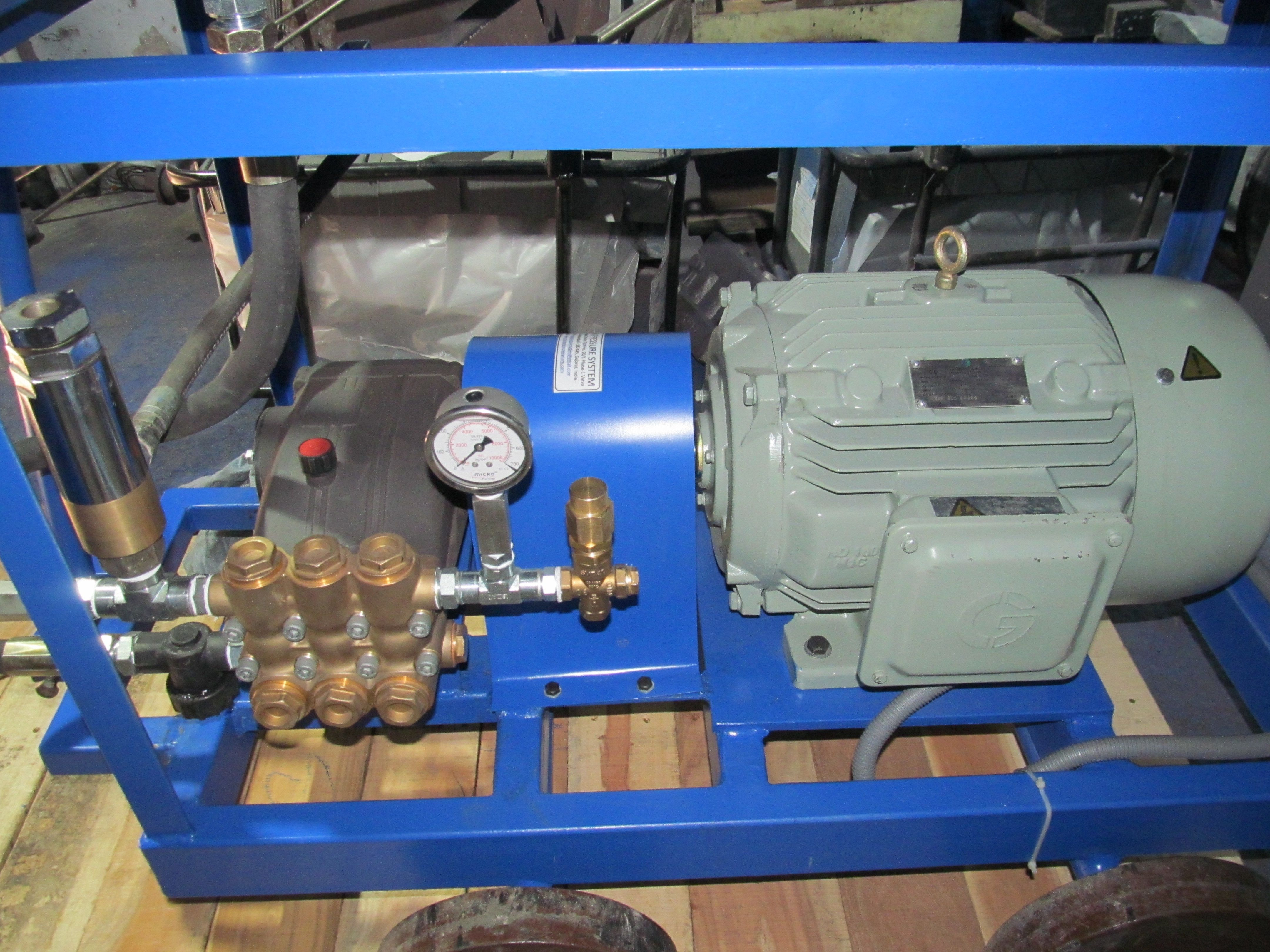 High Pressure Testing Pumps Available In Different Types And Specifications Our Range Of Water Pressure Test Innovation Technology Raw Materials High Pressure