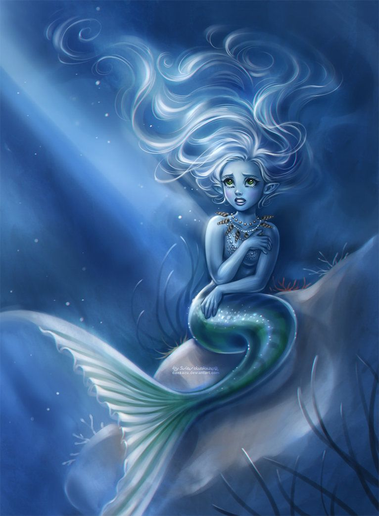so a bunch of mermaids i u0027ve drawn recently on all of which