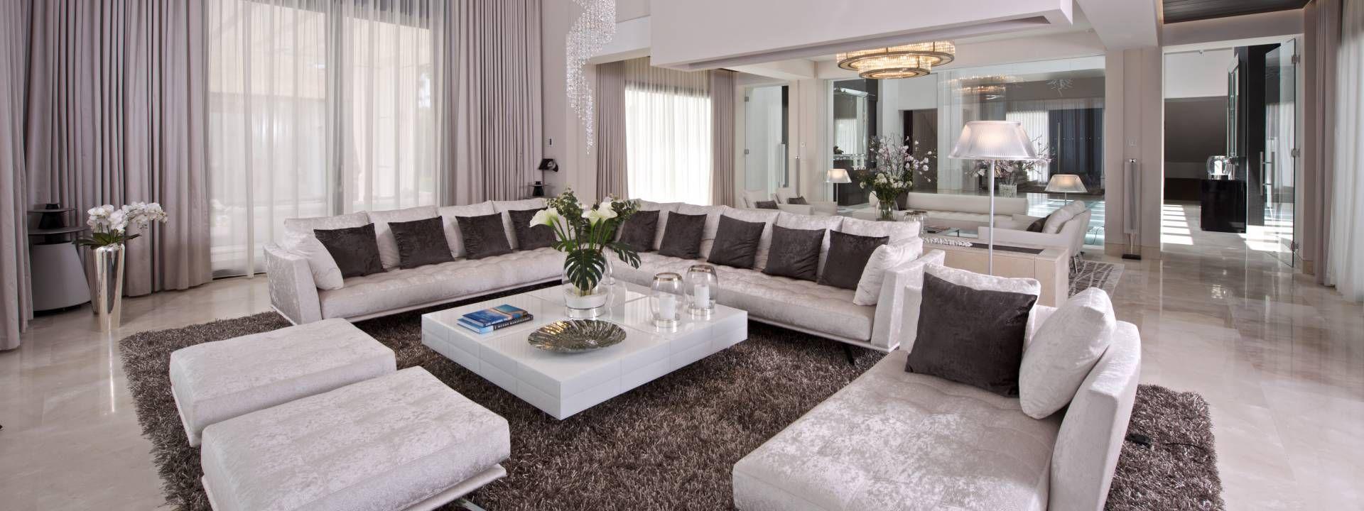 Interior Design Luxury Homes Mansion Villa  Google Search  Home Adorable Luxury Modern Living Room Design Decorating Design