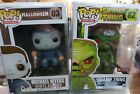 Funko Pop! Swamp Thing #82 Px Previews Exclusive & Halloween Michael Myers  #FunkoPOP #swampthing