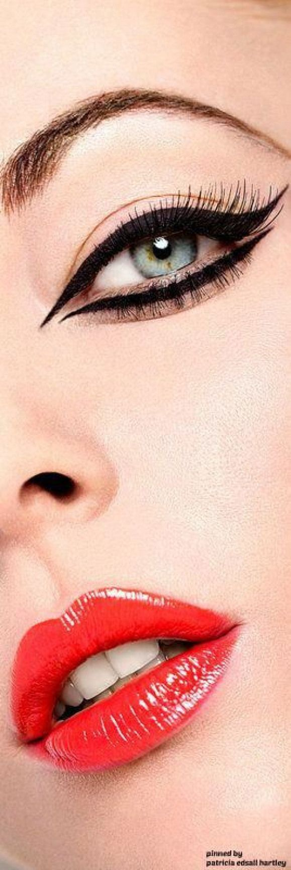 Eyeliner is good for girls depends on each person look at how this ends #eyelinertips #lipmakeup #lip #makeup #editorial #goodeyeliner Eyeliner is good for girls depends on each person look at how this ends #eyelinertips #lipmakeup #lip #makeup #editorial #goodeyeliner
