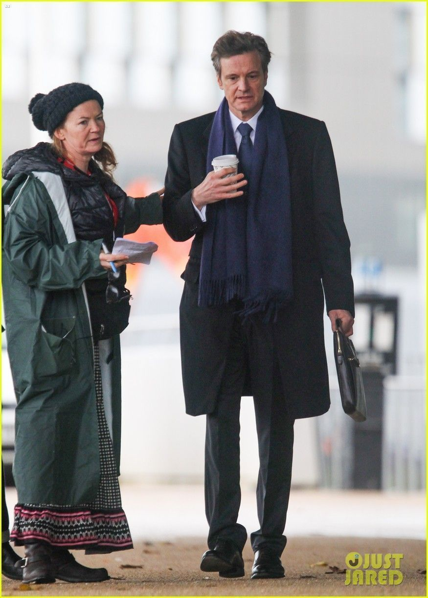Colin Firth with Director Sharon McGuire Filming 'Bridget Jones's Baby' in London, England on Friday (November 6, 2015) #bridgetjonesdiaryandbaby Colin Firth with Director Sharon McGuire Filming 'Bridget Jones's Baby' in London, England on Friday (November 6, 2015) #bridgetjonesdiaryandbaby Colin Firth with Director Sharon McGuire Filming 'Bridget Jones's Baby' in London, England on Friday (November 6, 2015) #bridgetjonesdiaryandbaby Colin Firth with Director Sharon McGuire Filming 'Bridget Jone #bridgetjonesdiaryandbaby