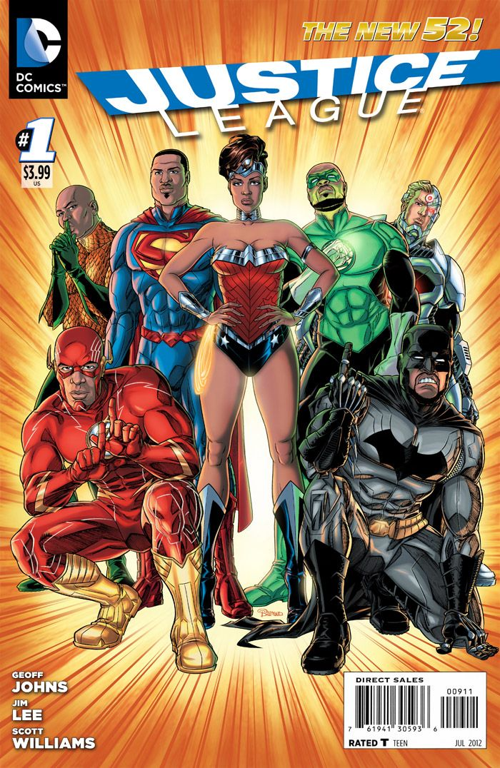Bill Mund\'s Justice League based on a Wu-Tang Clan press photo ...