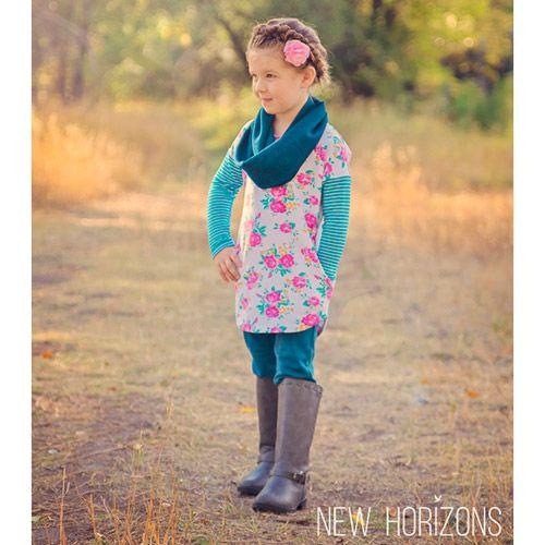 New Horizons Designs Girls Dublin Dolman Sewing Pattern Design Girl Girl Pattern Sewing Patterns