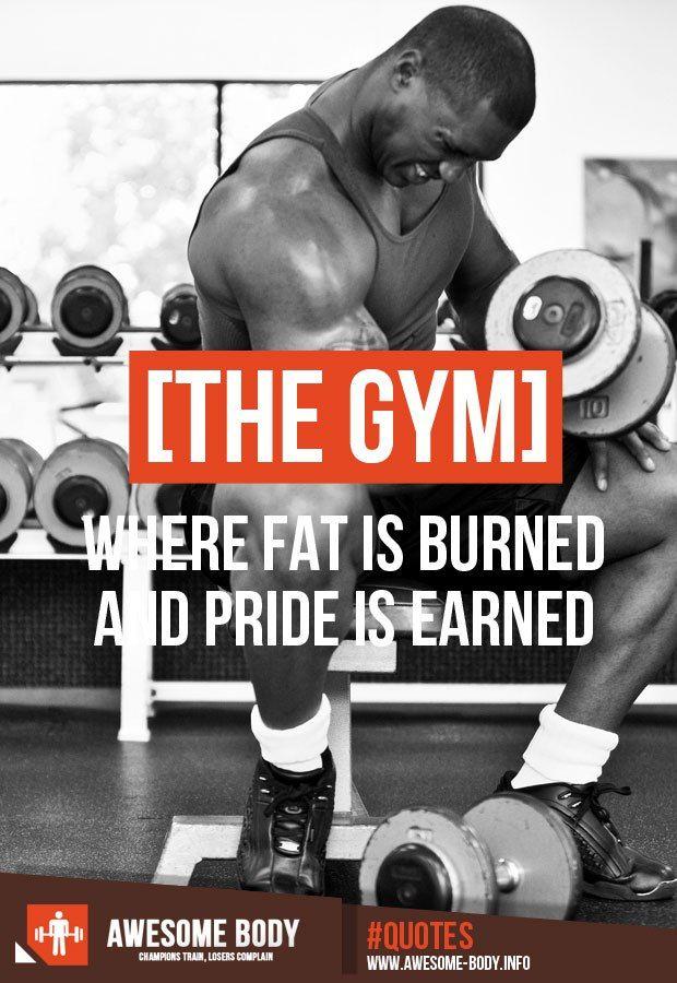 Https://i2.wp.com/awesome Body.info/wp Content/uploads/2013/08/the Gym  | Exercise Motivation | Pinterest | Motivation, Exercise Motivation And  Exercises