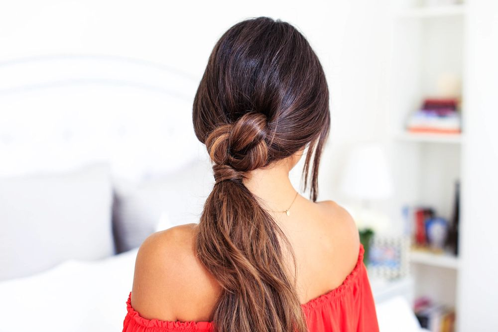 3 Lazy Hairstyles For Lazy Days Lazy Hairstyles Lazy Day Hairstyles Hair Styles