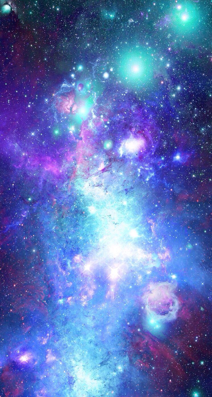 Pin de Selesha Mckibbon en Galaxy Fondos de universo